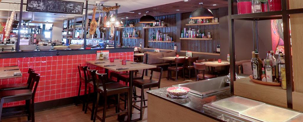 360view pizzeria la gondola